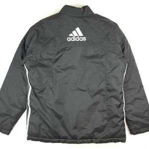 Vintage Adidas Puffer Insulated Track Jacket